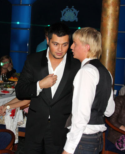 Алексей гоман алексей чумаков